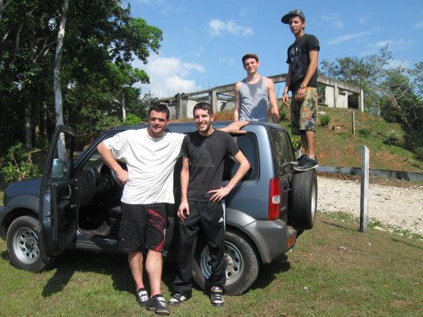 Costa Rica Car Rental Vehicle