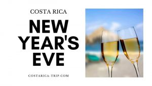 How to pend New Year's Eve in Costa Rica