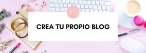 Crea tu Blog