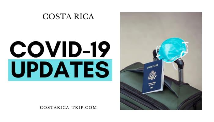 Does Costa Rica have Coronavirus Covid-19 travel updates