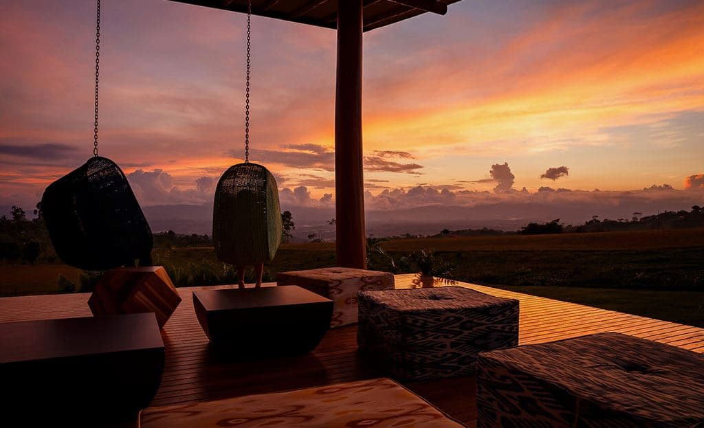 One of the best reasons to visit Costa Rica is Glamping